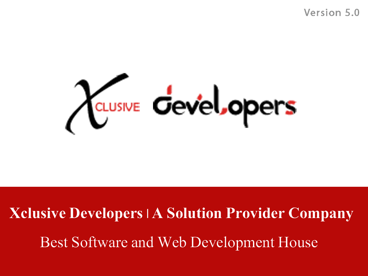 XclusiveDevelopers